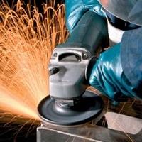 581Cfibredisc Обработка изделий изнержавеющей стали